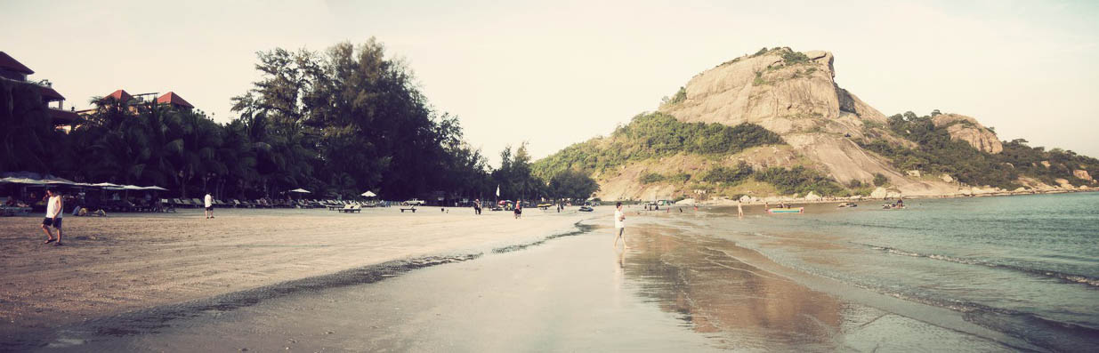 hua hin beaches khao takiab beach