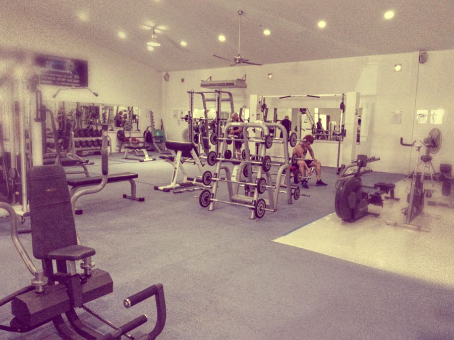 atlectic fitness center hua hin gym