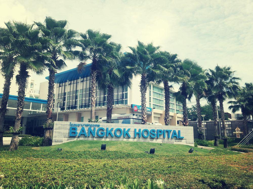 bangkok hospital hua hin thailand