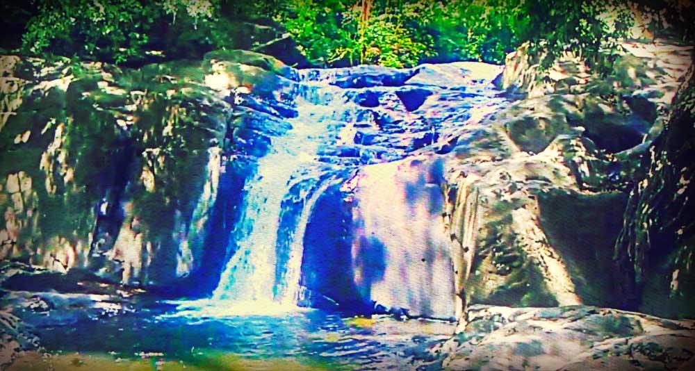pala-u waterfall hua hin