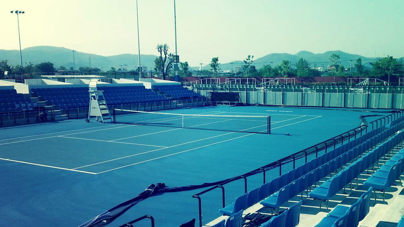 hua hin centennial sports center court