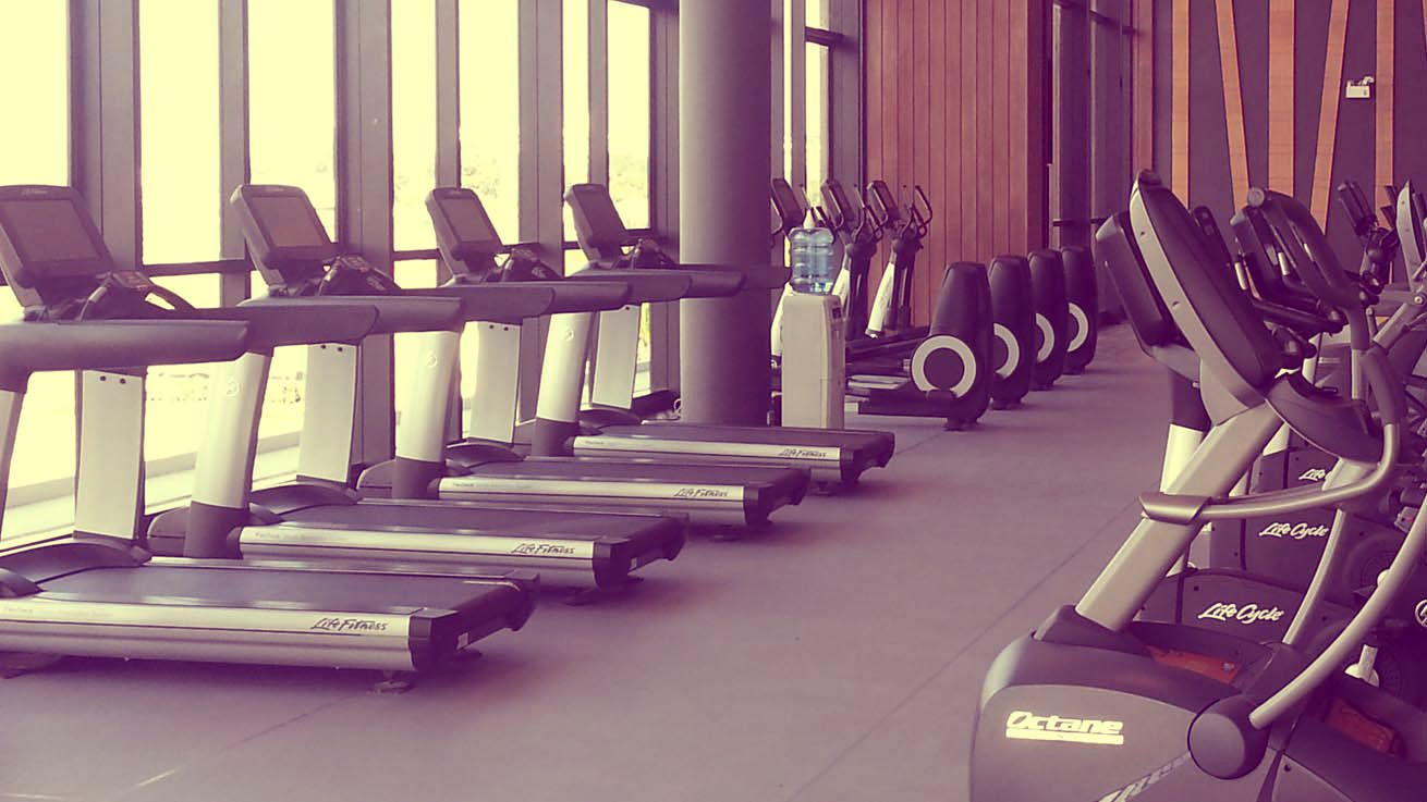 huahin centennial sports center gym fitness