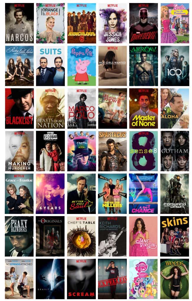 netflix thailand tv shows streaming