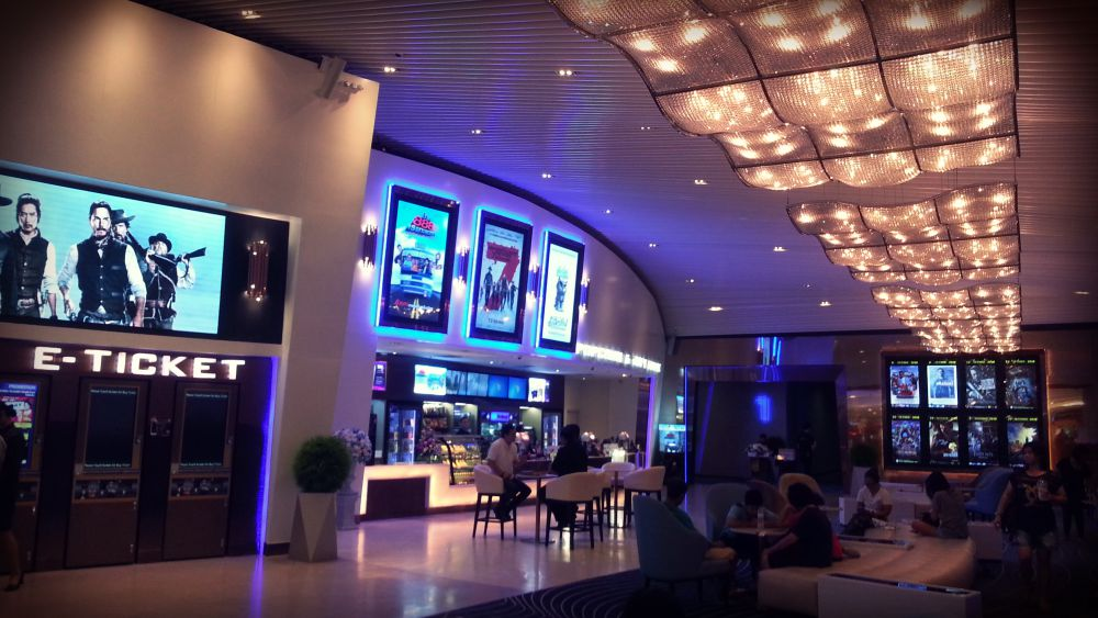 Bluport Cineplex Hua Hin